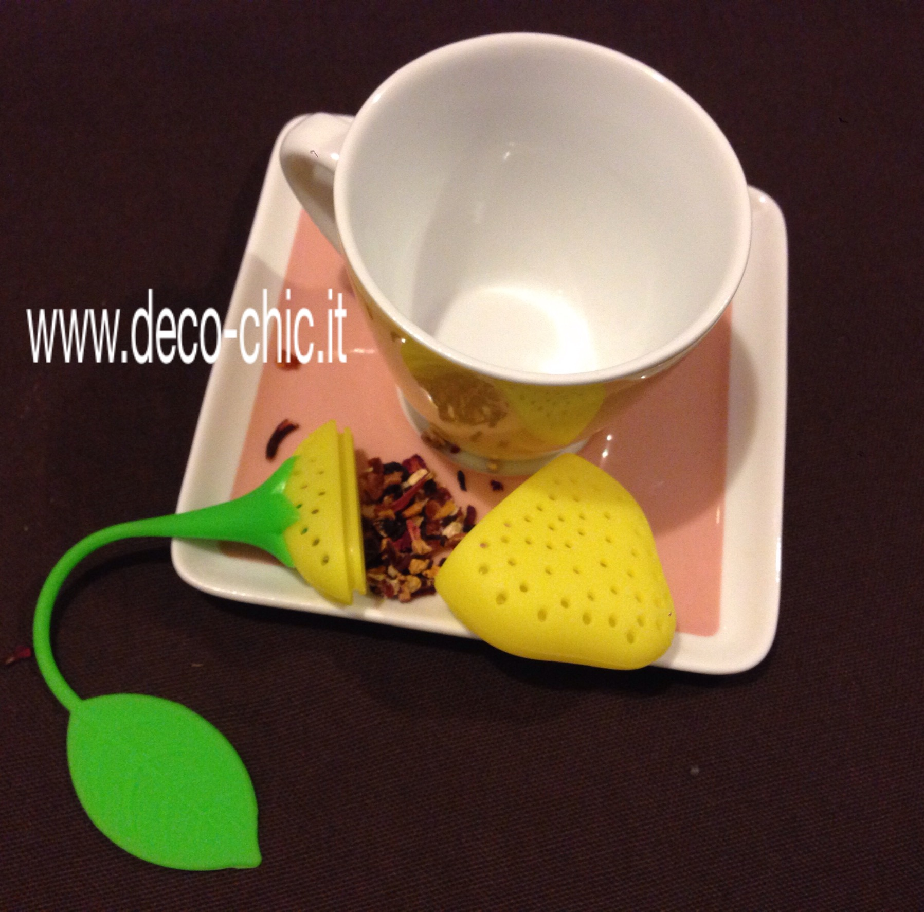 Infusore Limone