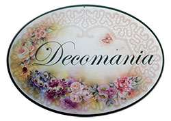 decomania