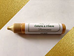 Filler: Oro metallico